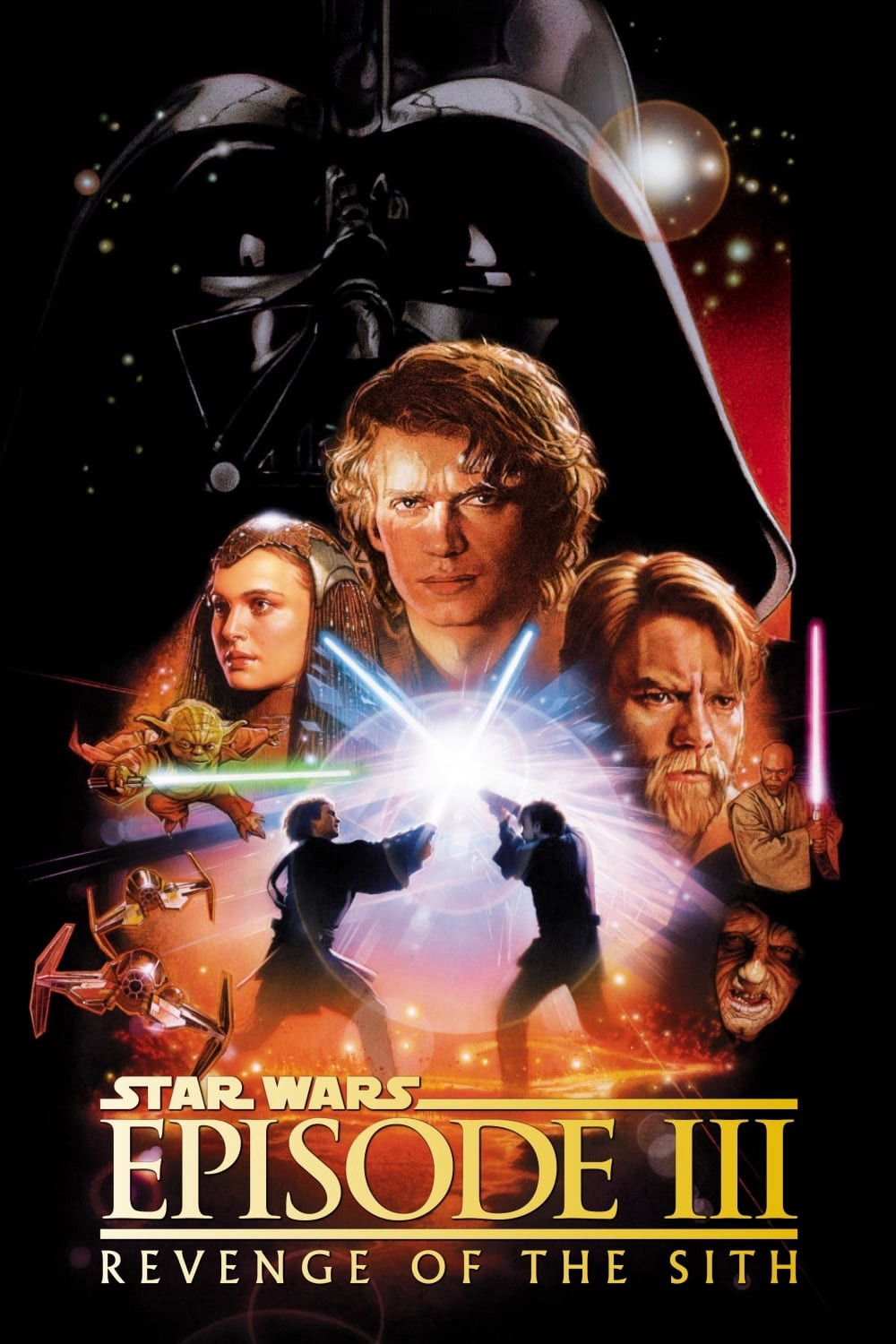 star wars episode 3 stream free
