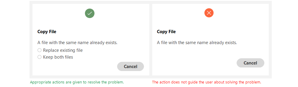 How to Write Good Error Messages - UX Planet