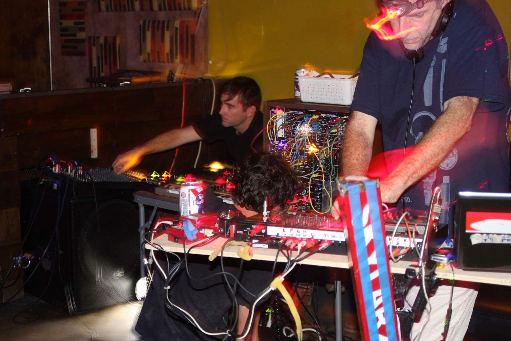 RAVE IN THE MACHINE: The Story of Skylab2000's Dennis Barton