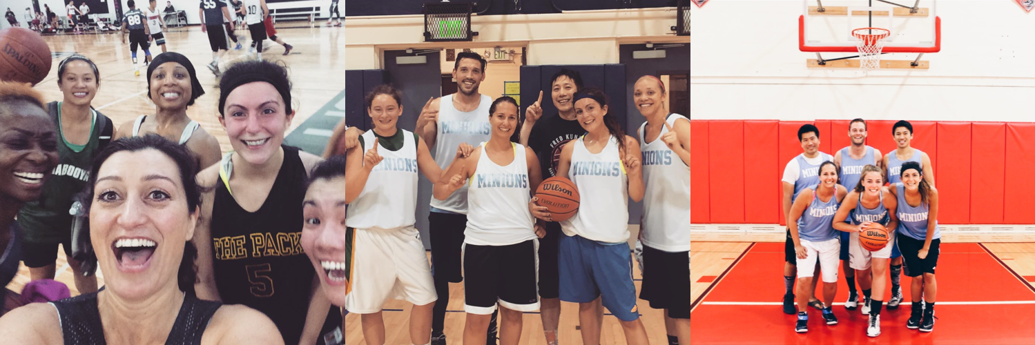 Your Nifty Guide To Playing Basketball In The San Francisco Bay