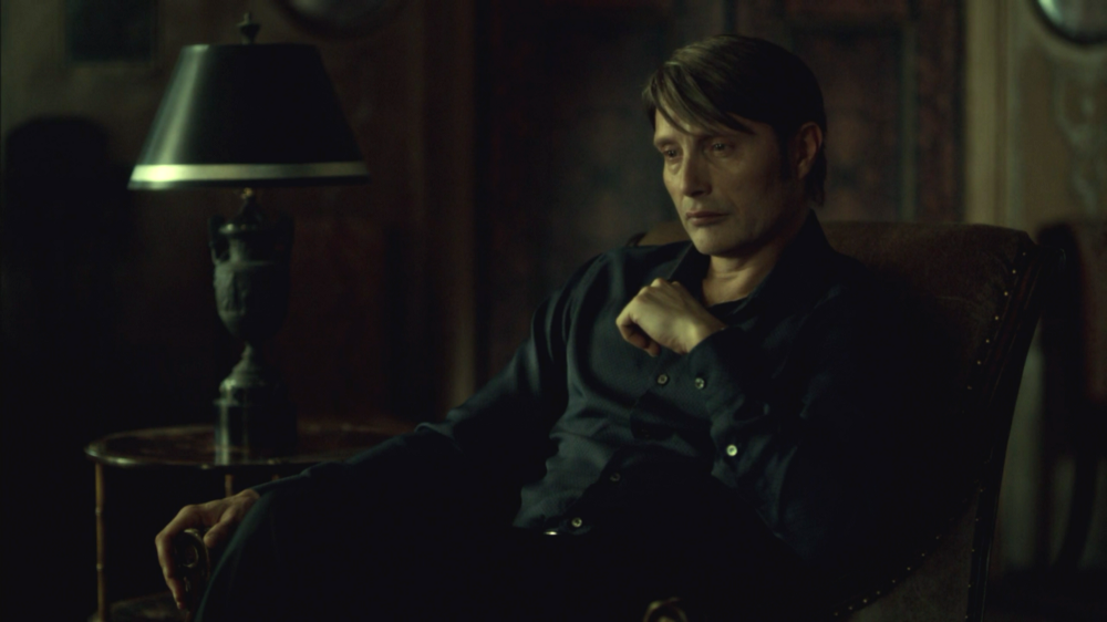 Secondo: Transformation and Influence in Hannibal - Movie