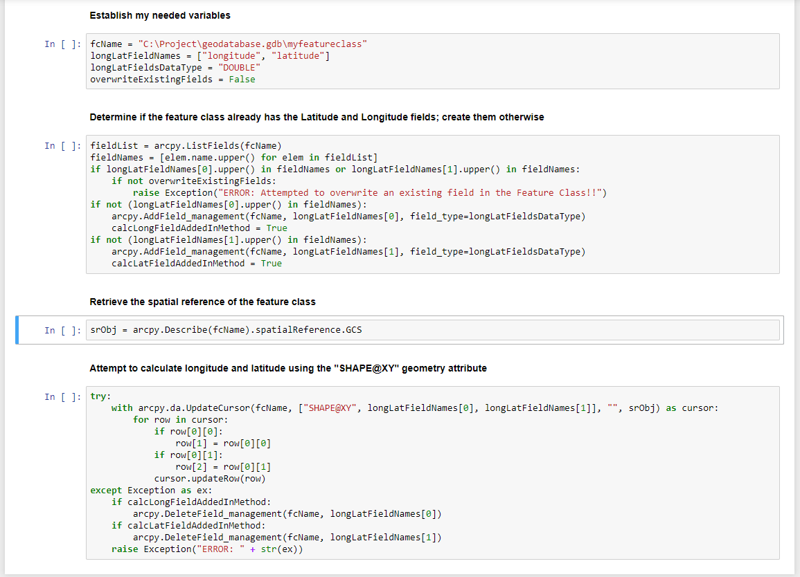 Five Tips To Get You Started With Jupyter Notebook - ArcGIS API for
