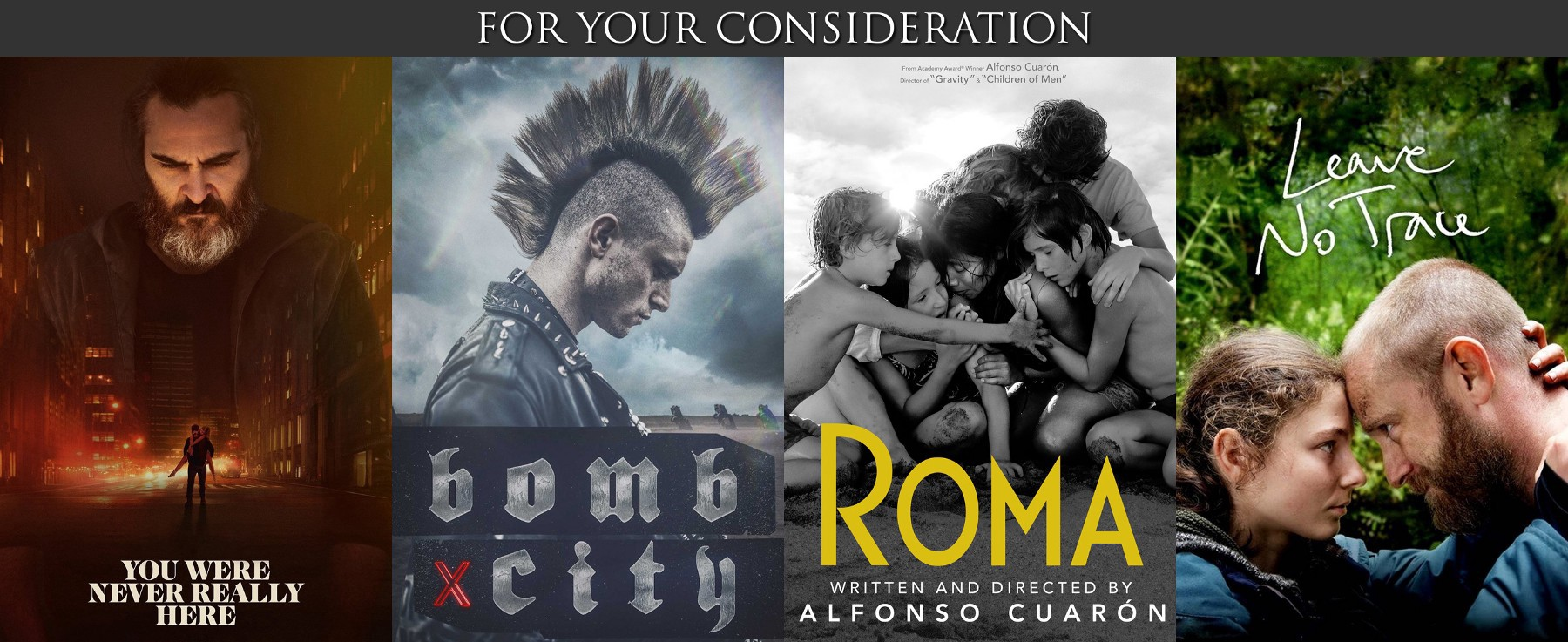 For Your Consideration: Two Cents Sets Off BOMB CITY