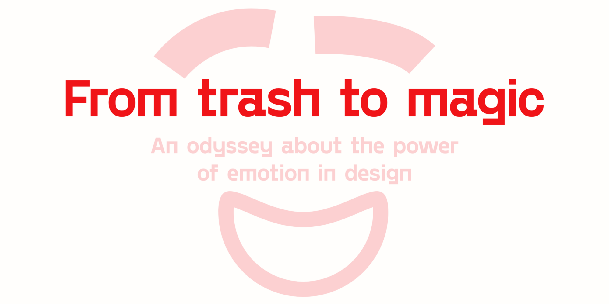 From Trash to Magic header image