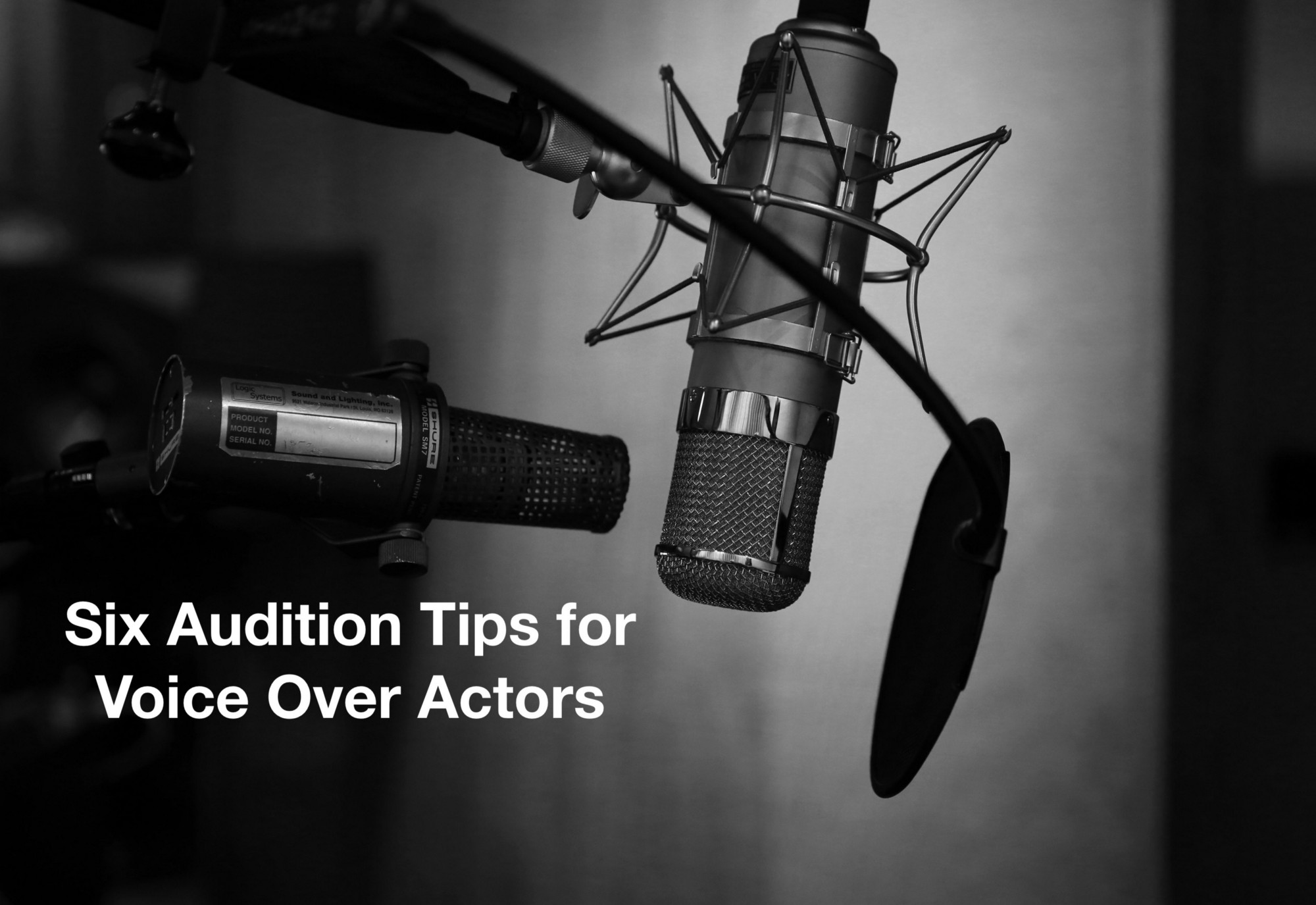 Six Audition Tips for Voice Over Actors - John Kovacevich - Medium