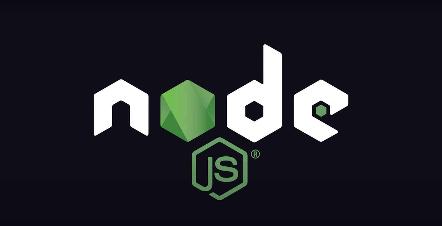 the picture is about nodejs