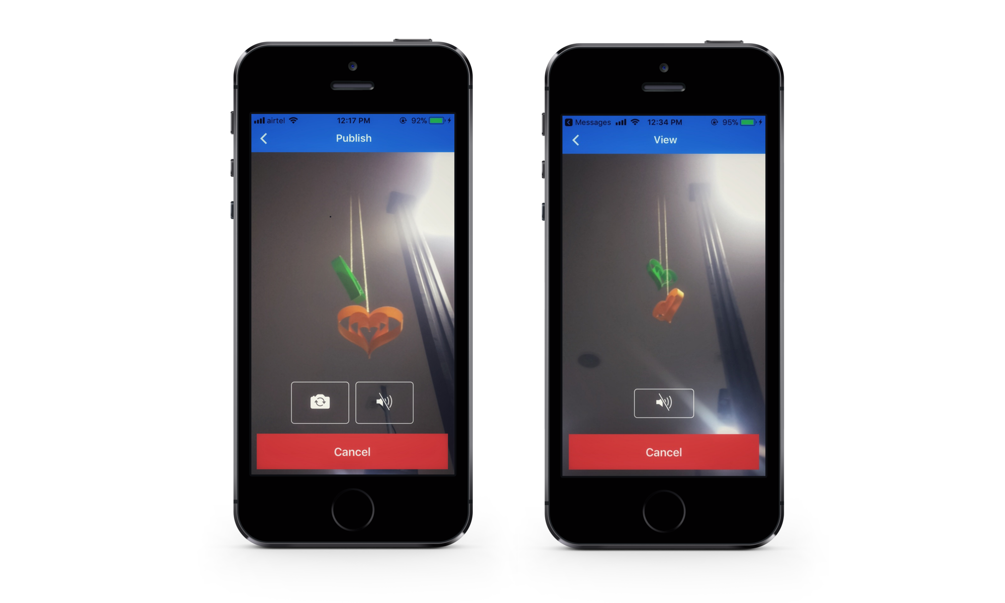 Build a simple video streaming app with OpenTok & React Native
