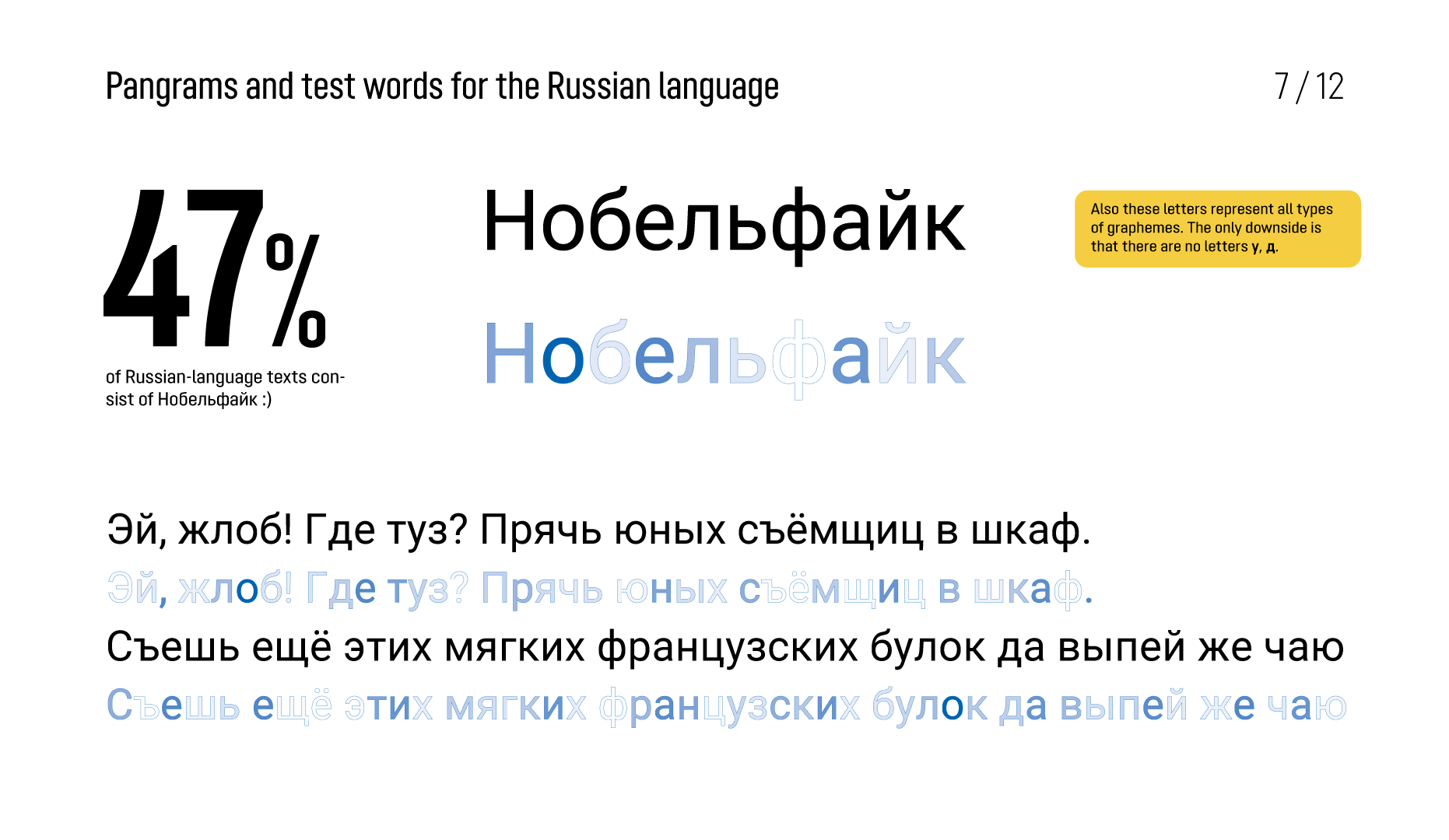 There Is No Cyrillic - Prototypr