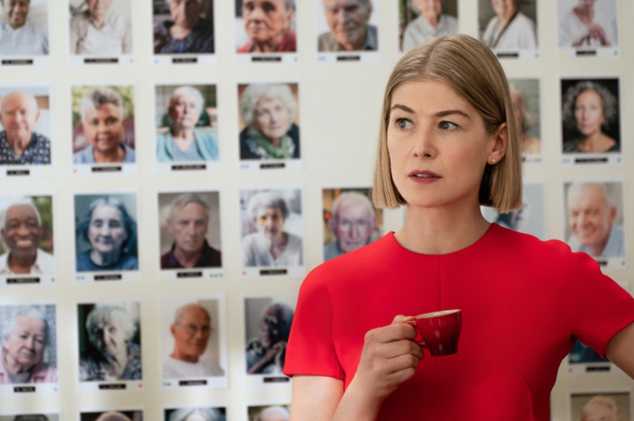 Netflix Amazon Prime Video I Care A Lot Rosamund Pike
