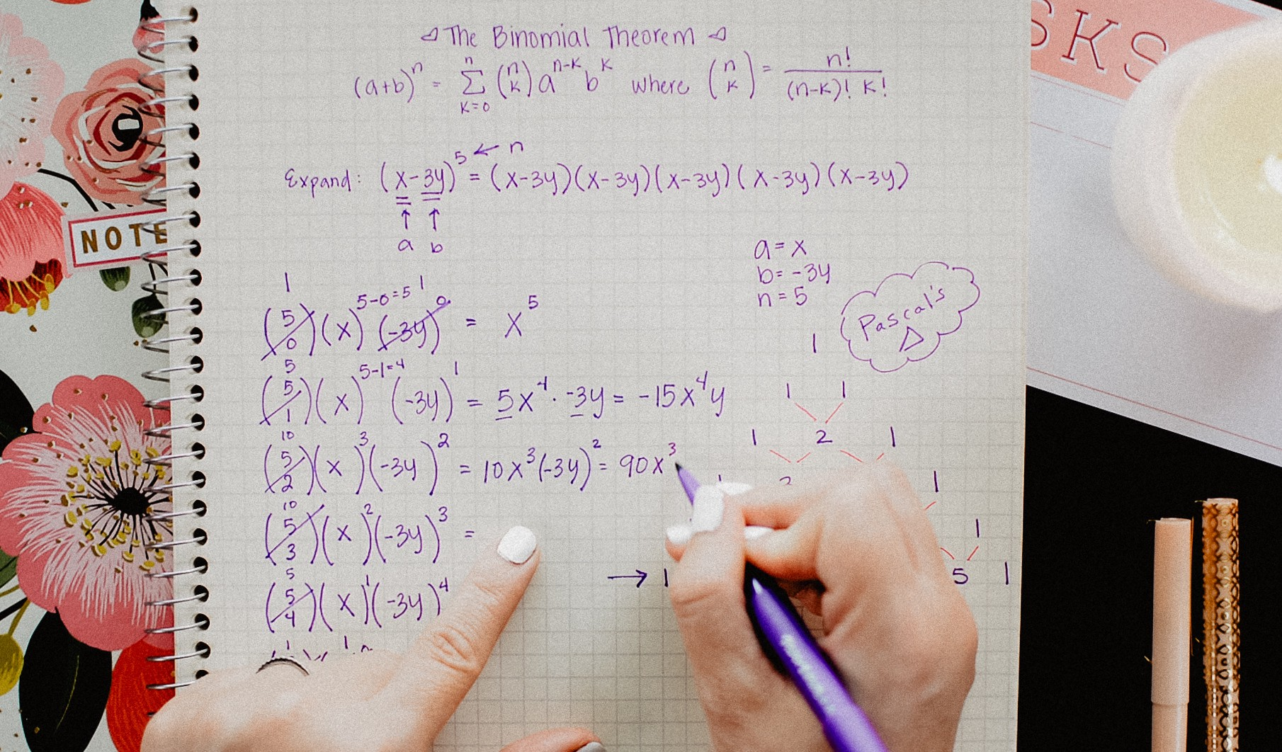 The Binomial Theorem Explained - Math Hacks - Medium