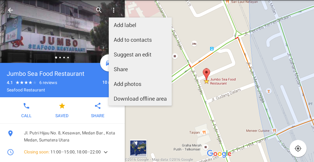 6 Tips to Use Google Maps for Beginners - Billy Halim - Medium Click To Call Google Maps on