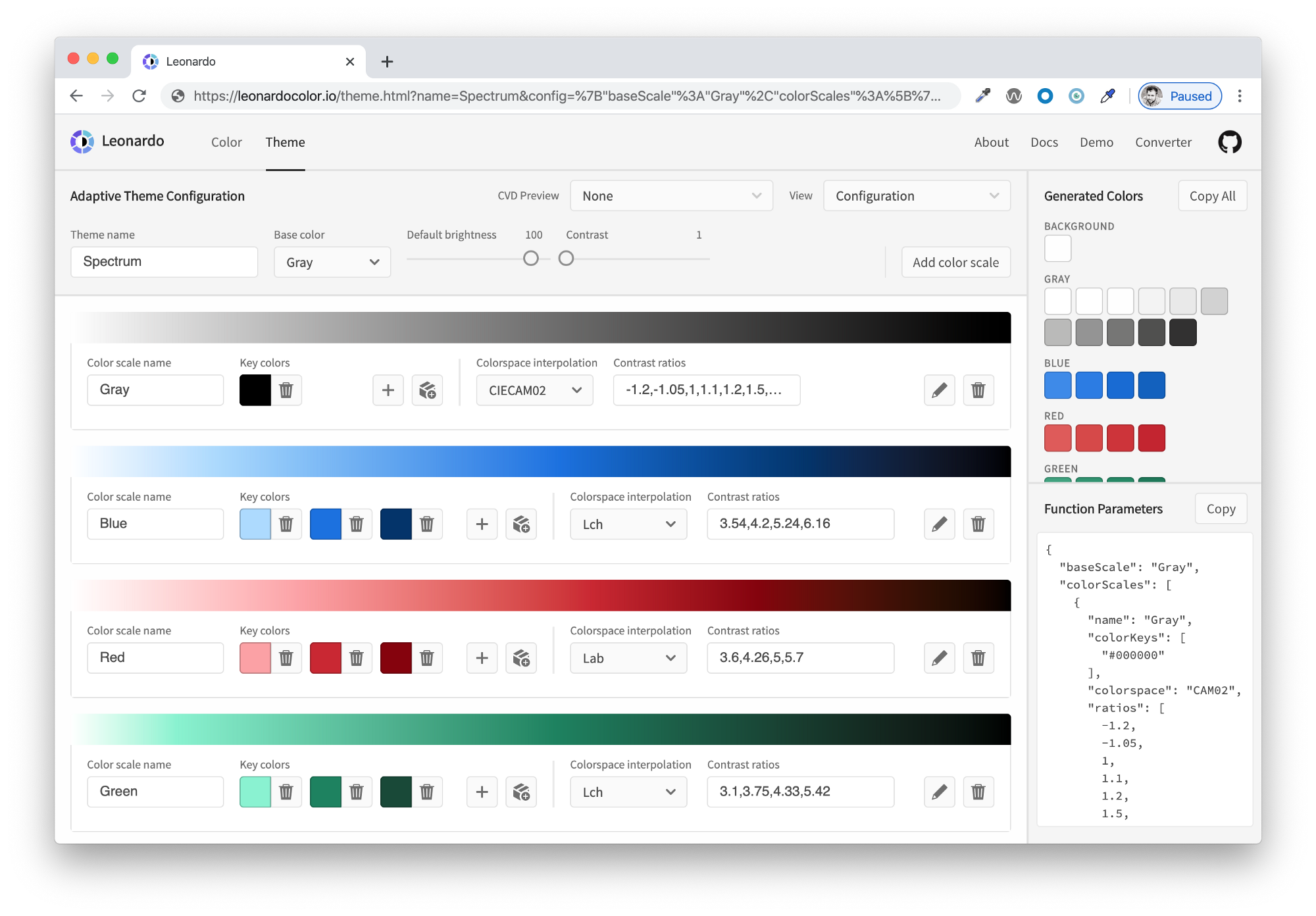 Adobe Open-Sources Adaptive, Accessible Color Palettes Generator