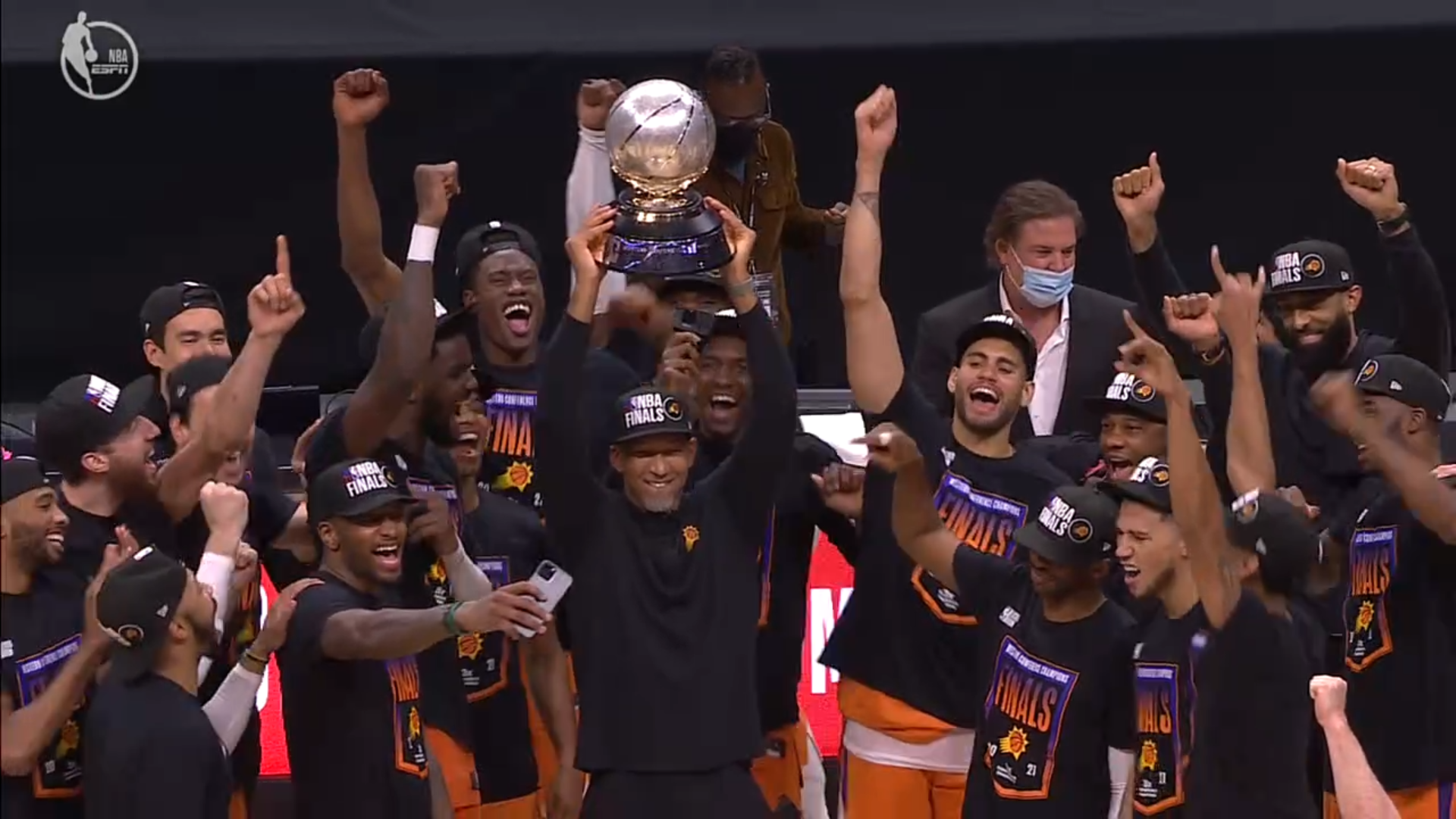 The Phoenix Suns are one of the most surprising NBA Finals teams ever. Who are the 10 least likely NBA Finalists of all time?