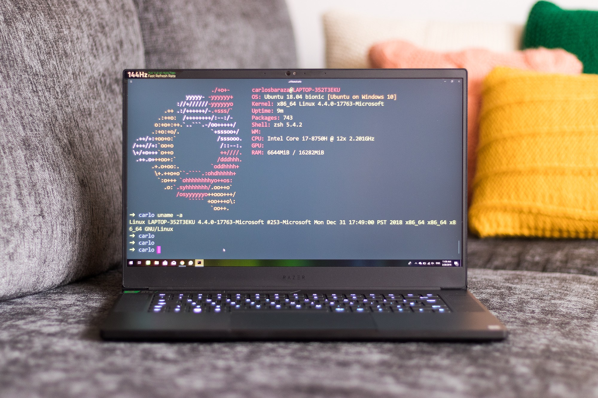 Is Windows an alternative to OSX for developers in 2019?