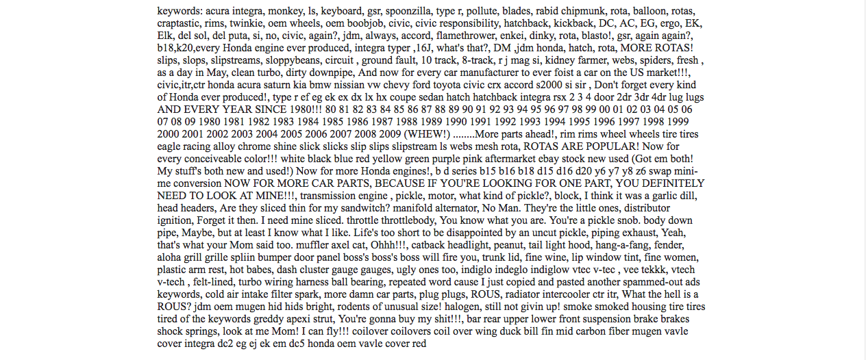 How To Write A Good Craigslist Ad For Services - Keywords Heaven