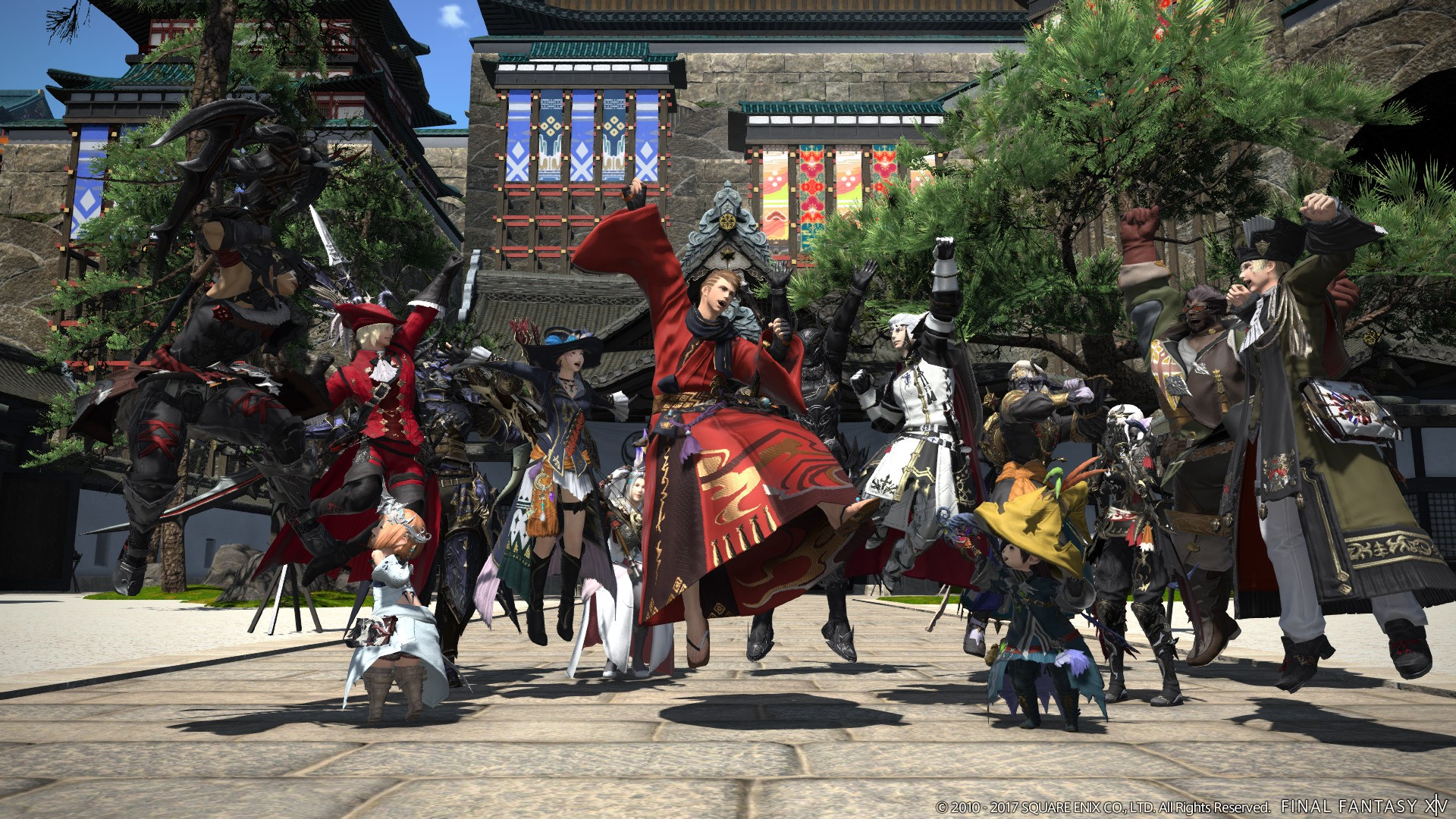 No, It's Not Too Late To Get Into FFXIV - Super Jump Magazine - Medium
