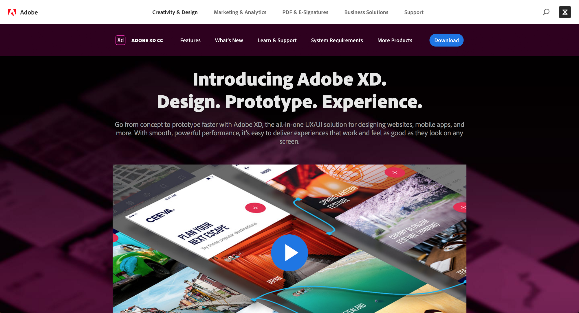 So Adobe XD CC is out, what now? - Prototypr