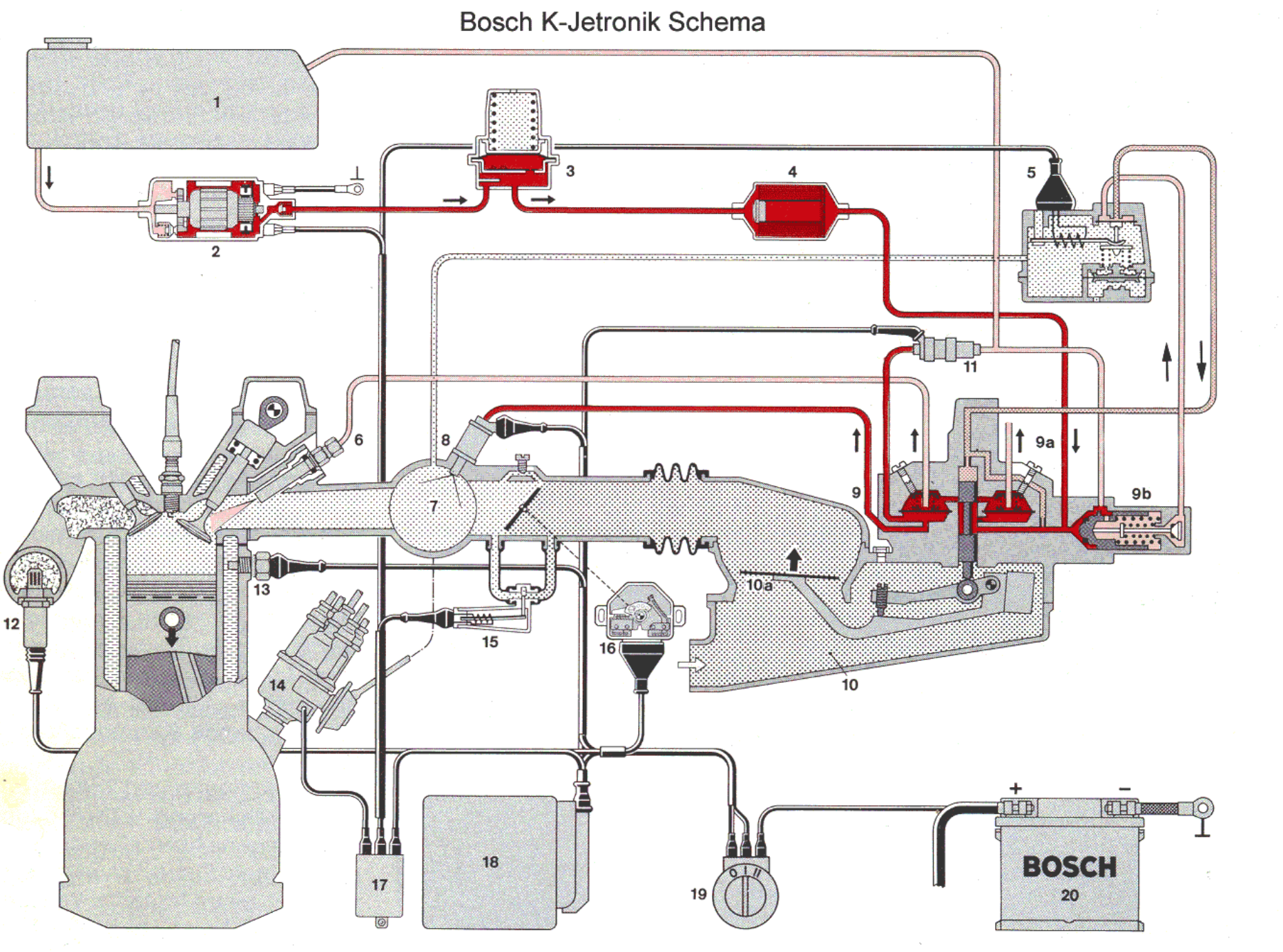 Mercedes Benz Fuel System Diagrams - Wiring Diagram Library