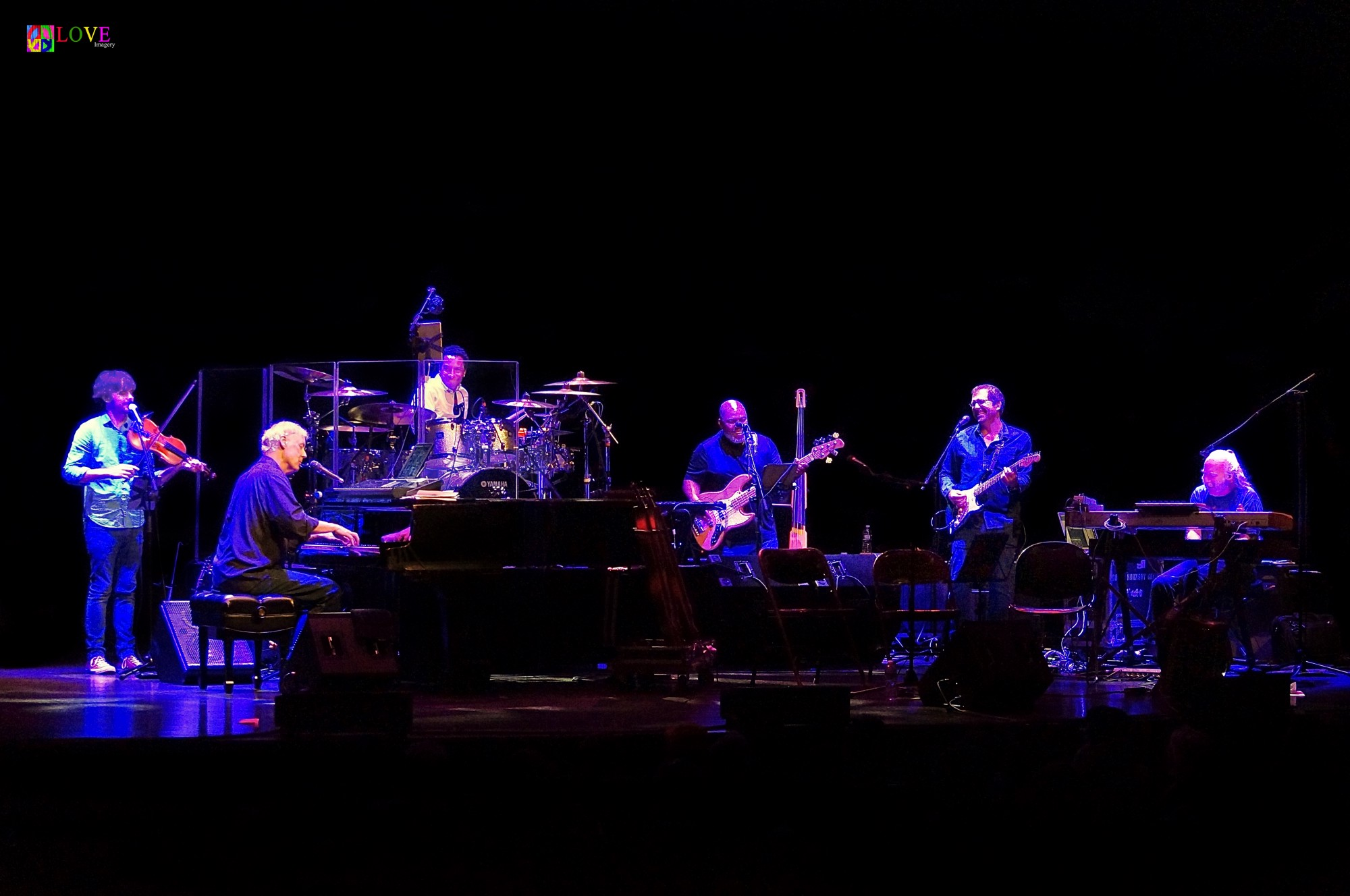 """A Living Legend!"""" Bruce Hornsby and The Noisemakers LIVE! at Mayo PAC"""