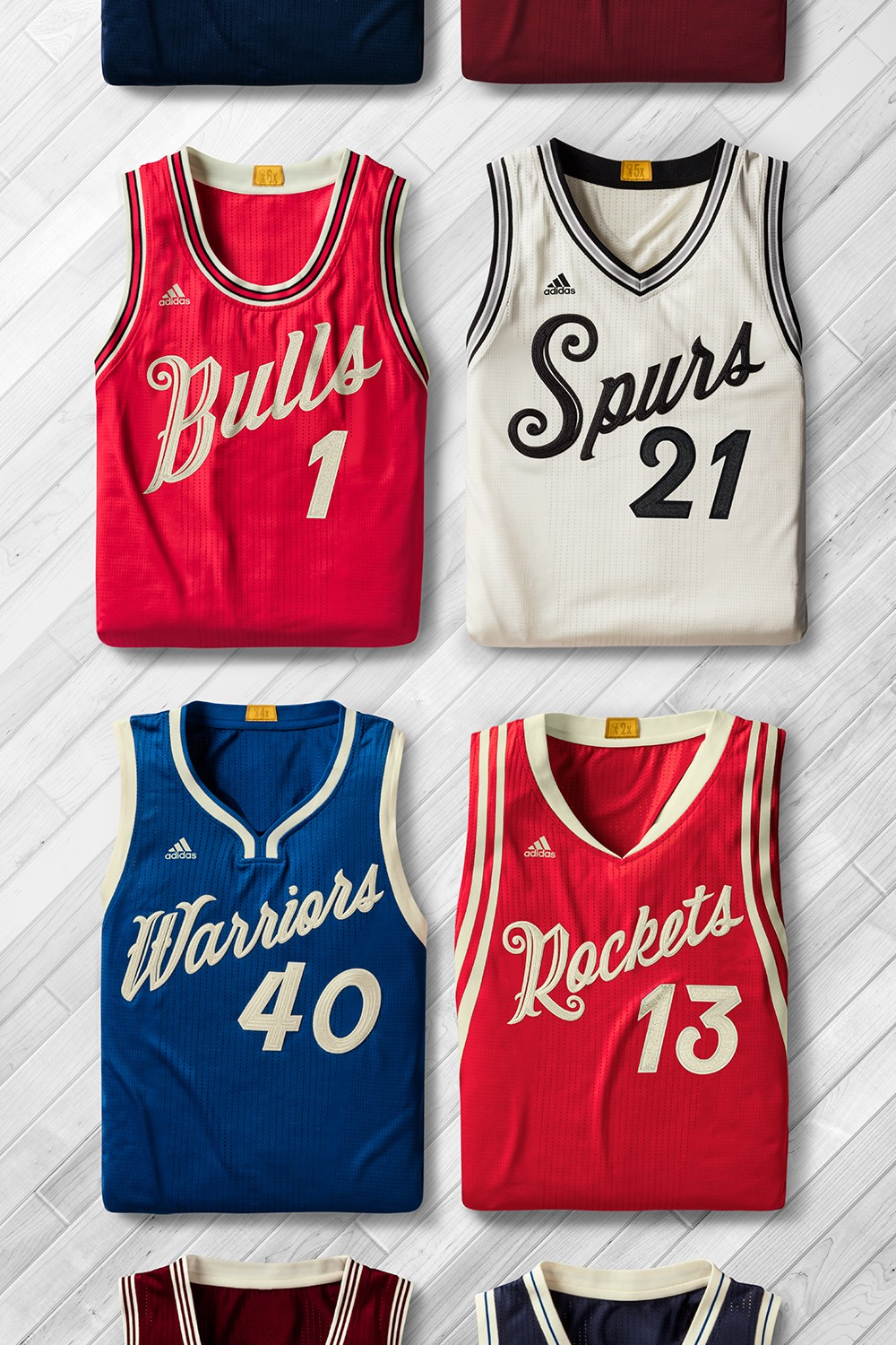 Christmas Jerseys.Finally Nba S Christmas Day Uniforms Find Comfort And Joy