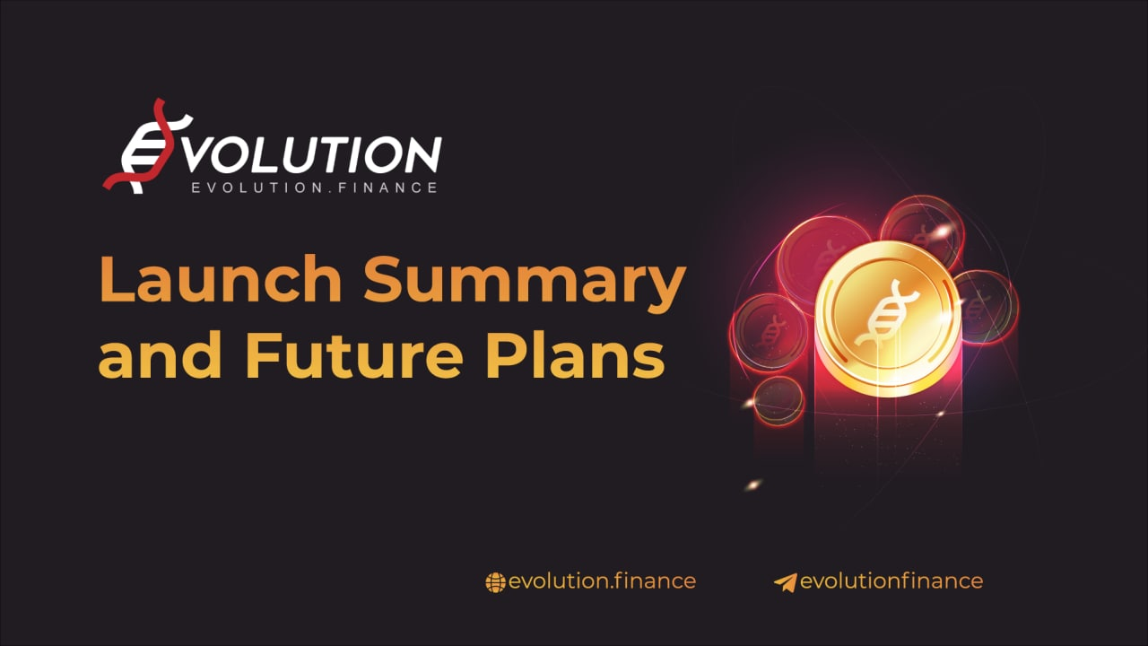 Evolution Finance Listing