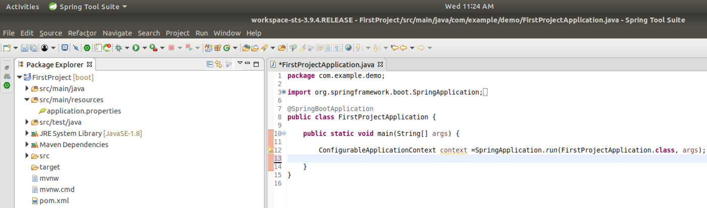 Spring Boot JPA RESTFUL Web APIs for CRUD operation & developed a