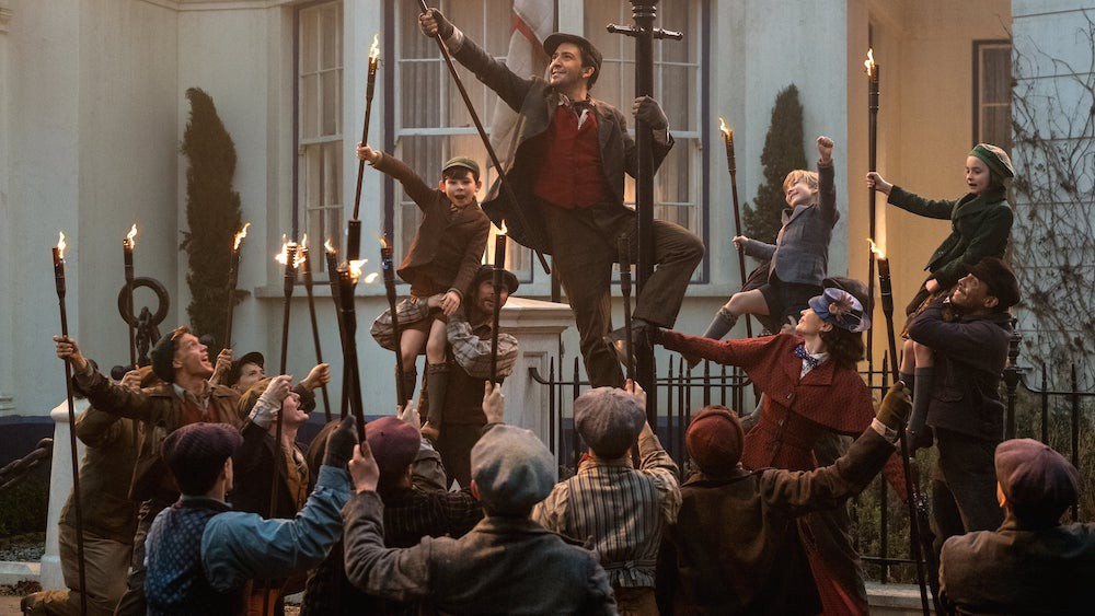 Mary Poppins Returns 2018 Decades After Her Original Visit By Jonathan Jono Simpson Frame Rated Medium