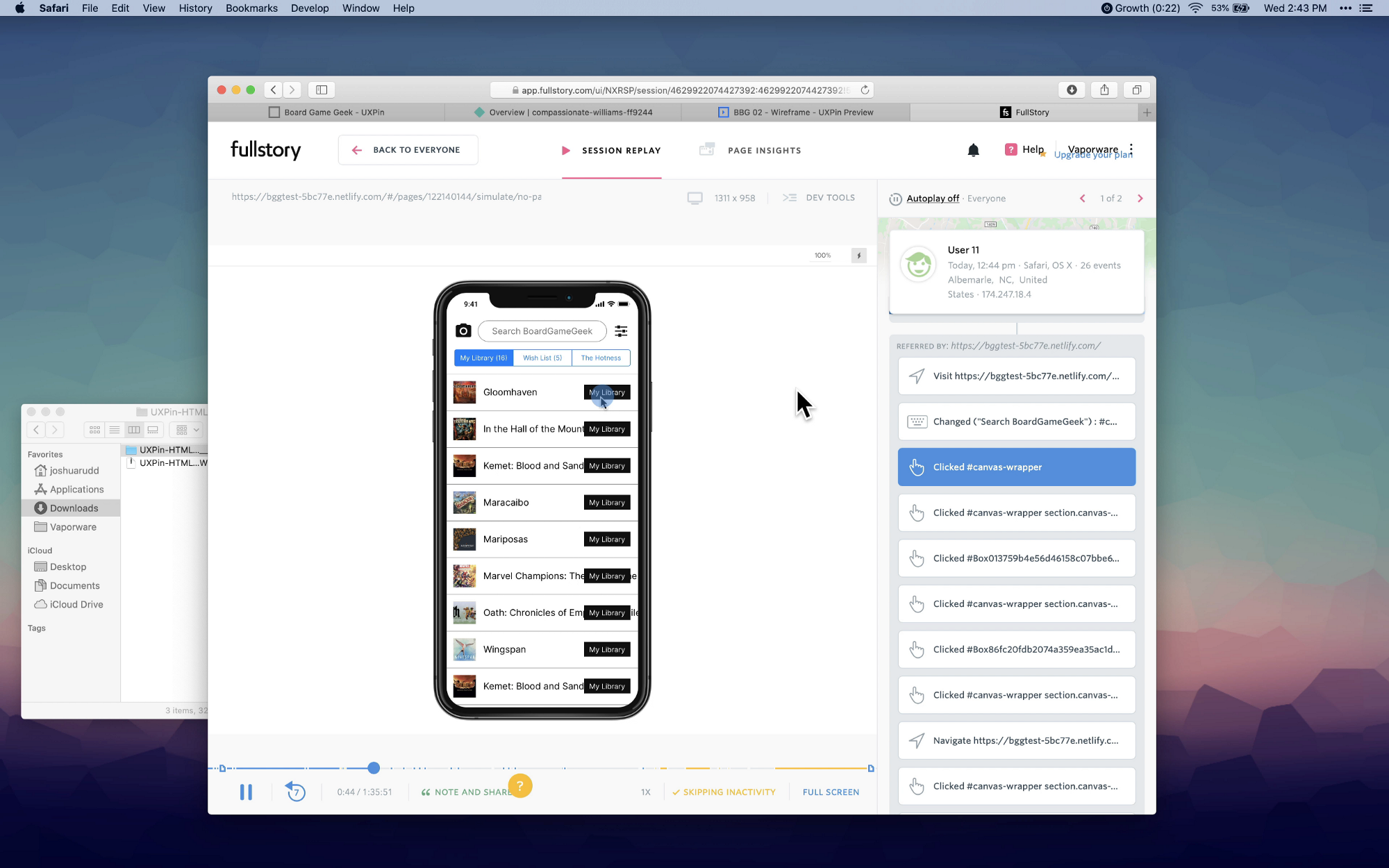 Test prototypes remotely with UXPin, FullStory, and Netlify   by ...