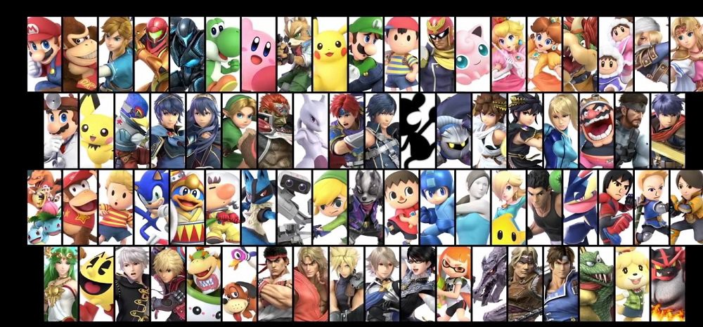 The Only REAL Smash Ultimate Tier List - Spencer Shay - Medium