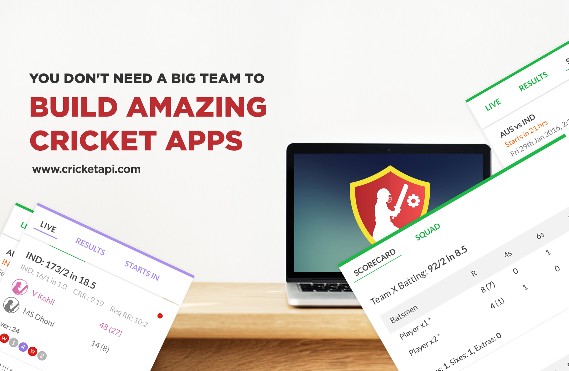 How to develop Live Cricket Score app? - roanuz - Medium