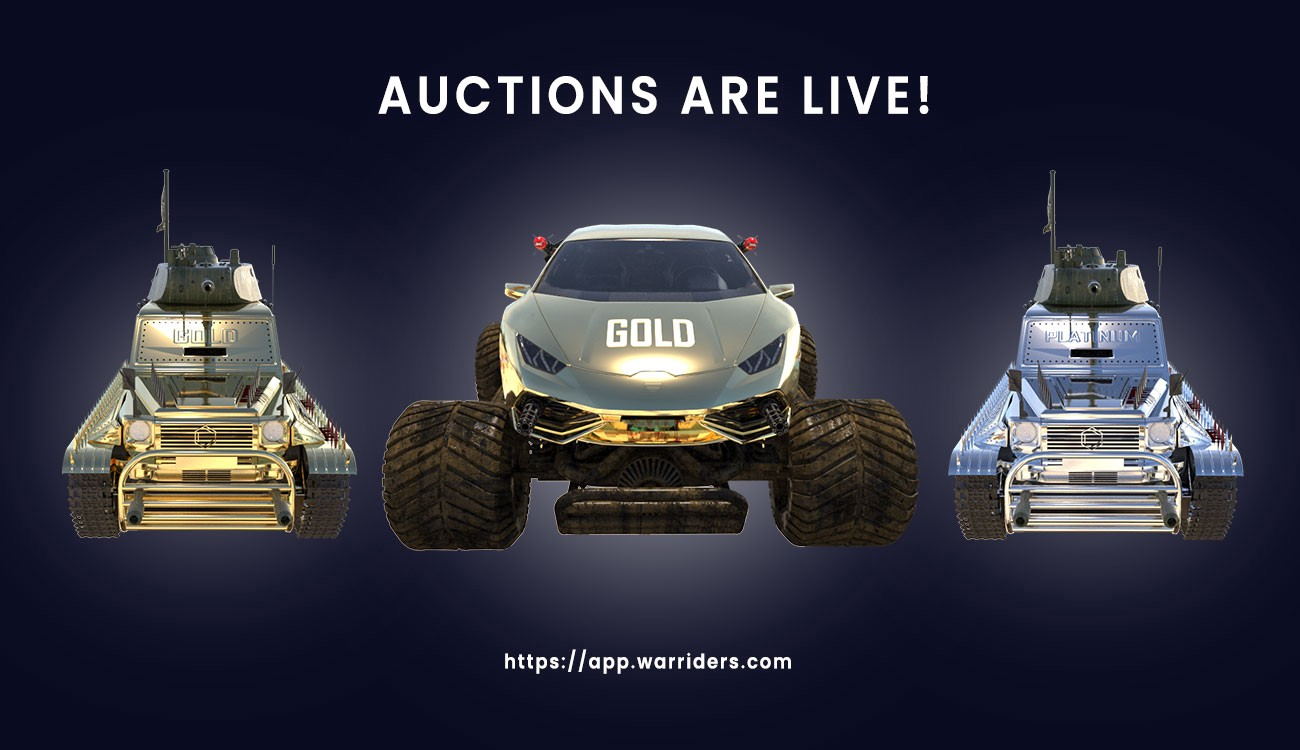 Car Auction Apps >> Introducing Badges Dutch Auctions Are Live Upcoming Event