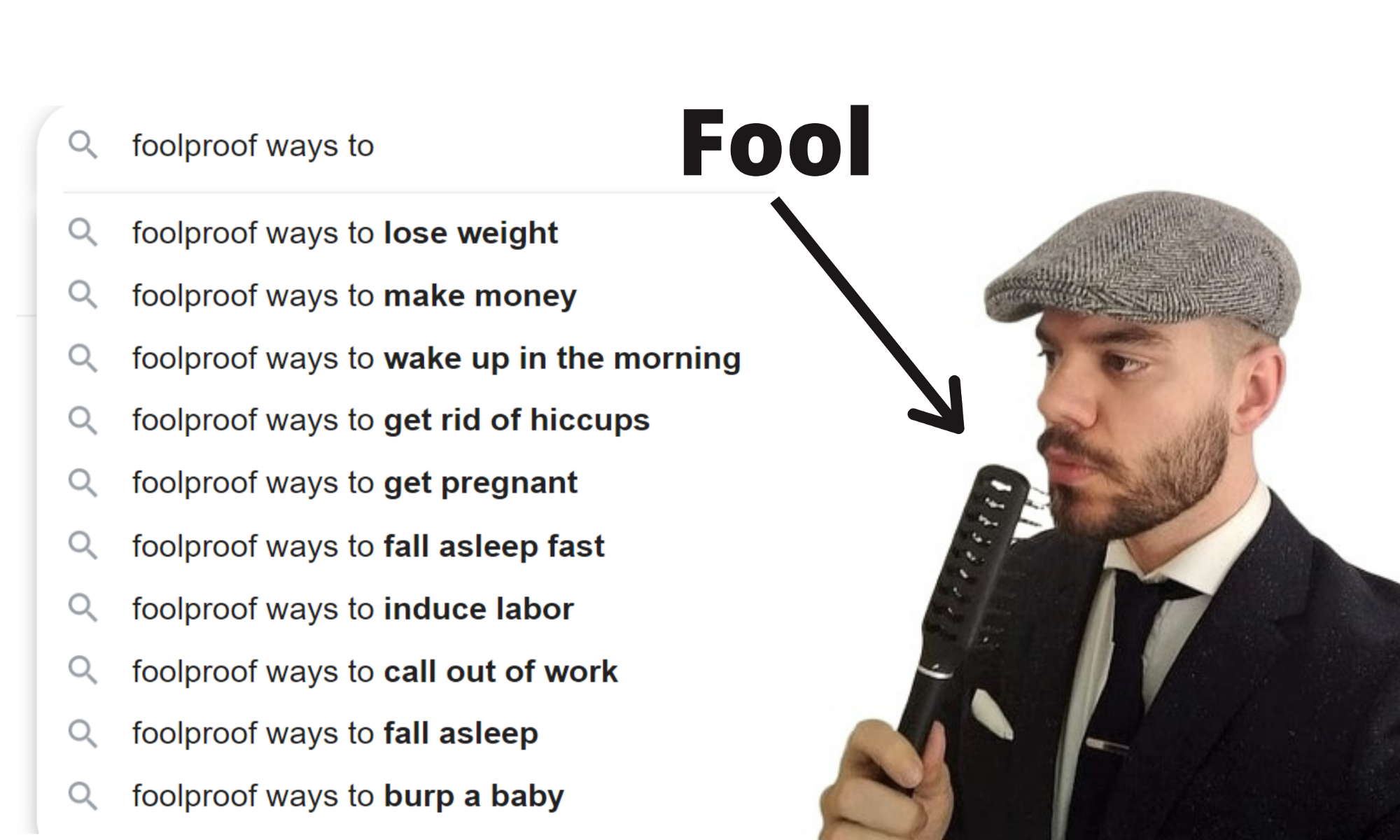 google search results for 'foolproof ways to'