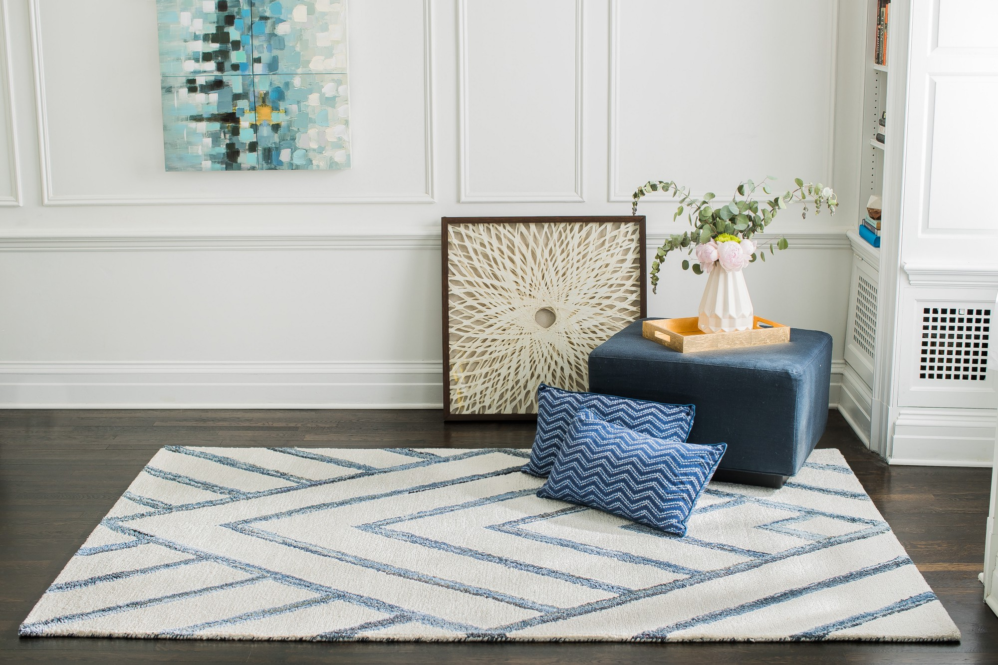 Unique and Creative Custom Area Rugs Collection with High-quality Materials