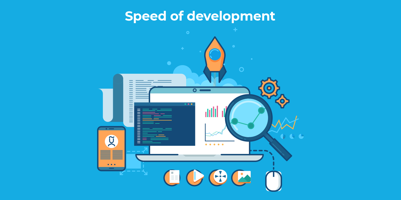 How to increase the speed of software development
