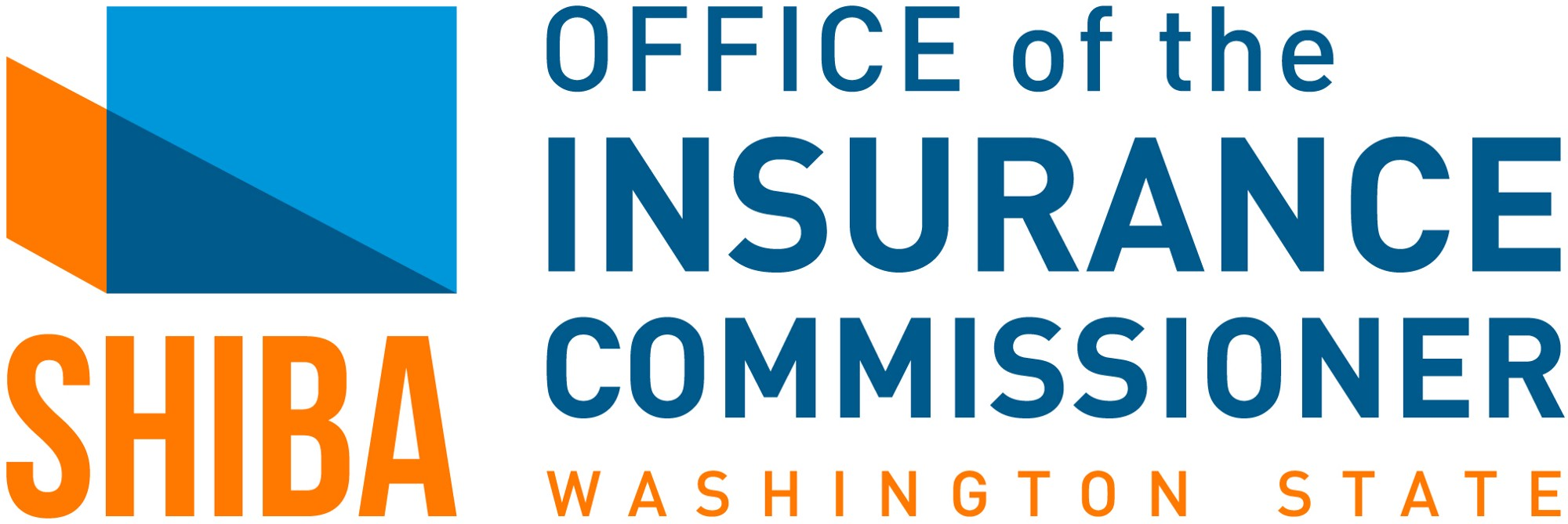 Statewide Health Insurance Benefits Advisors logo from the Office of the Insurance Commissioner