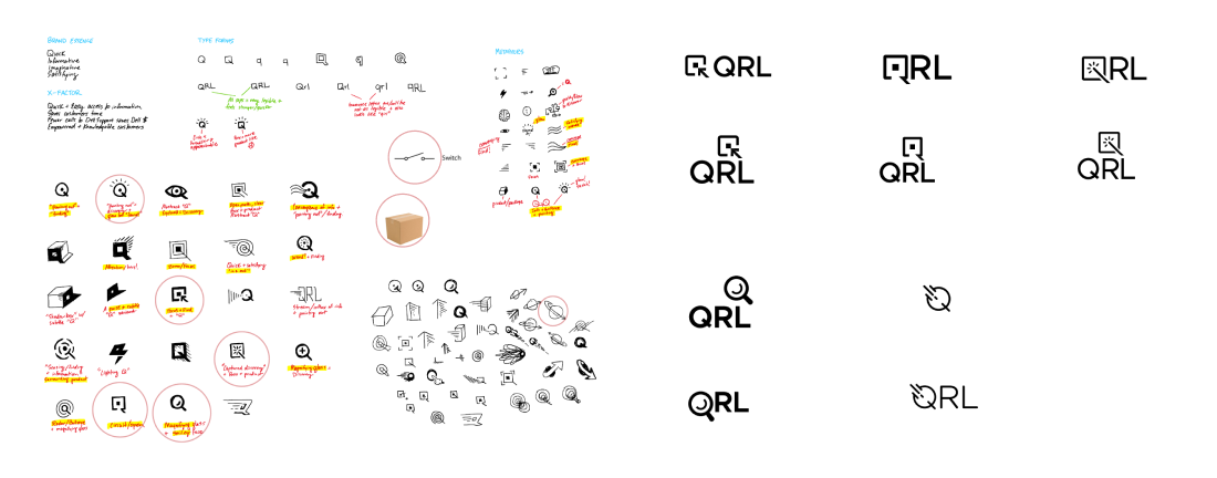 QRL Genesys: Design Concept and Rebranding Case Study