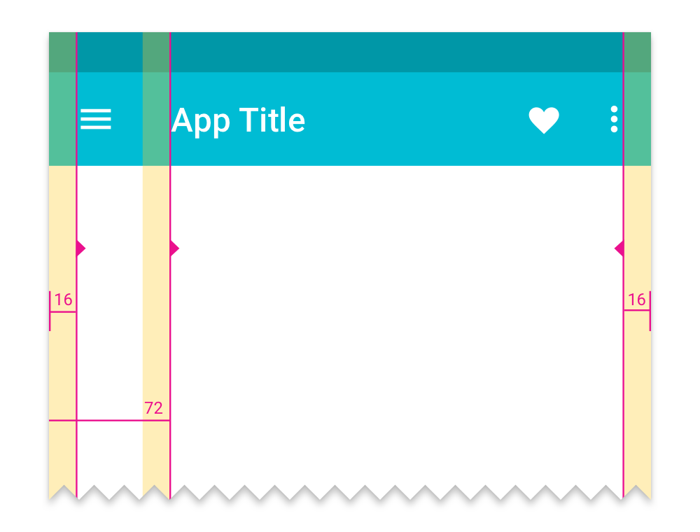 Eight don'ts for your Material Design app - Prototypr