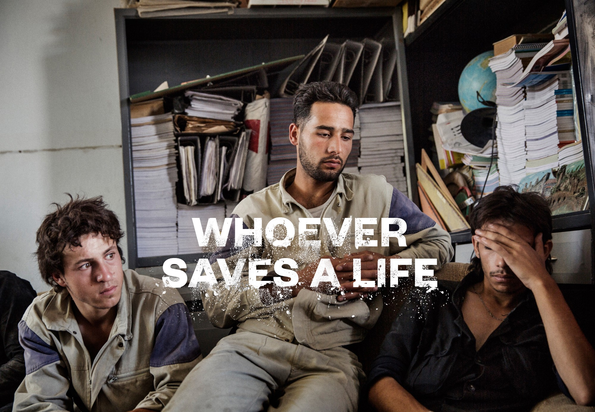 Whoever Saves A Life