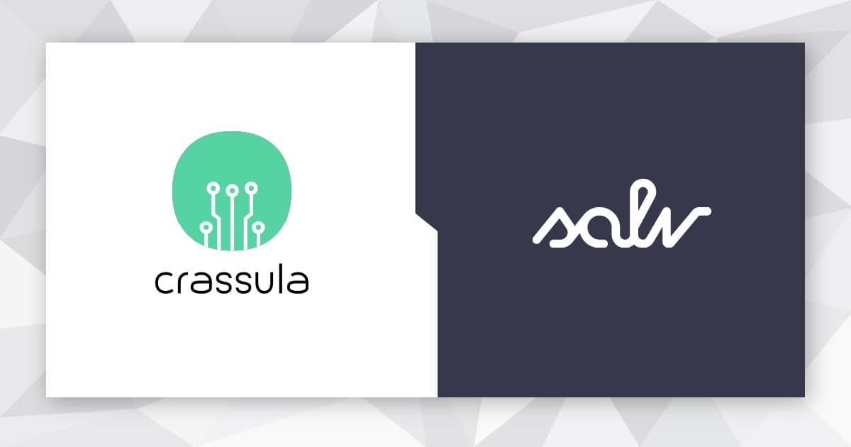 Crassula and Salv logos