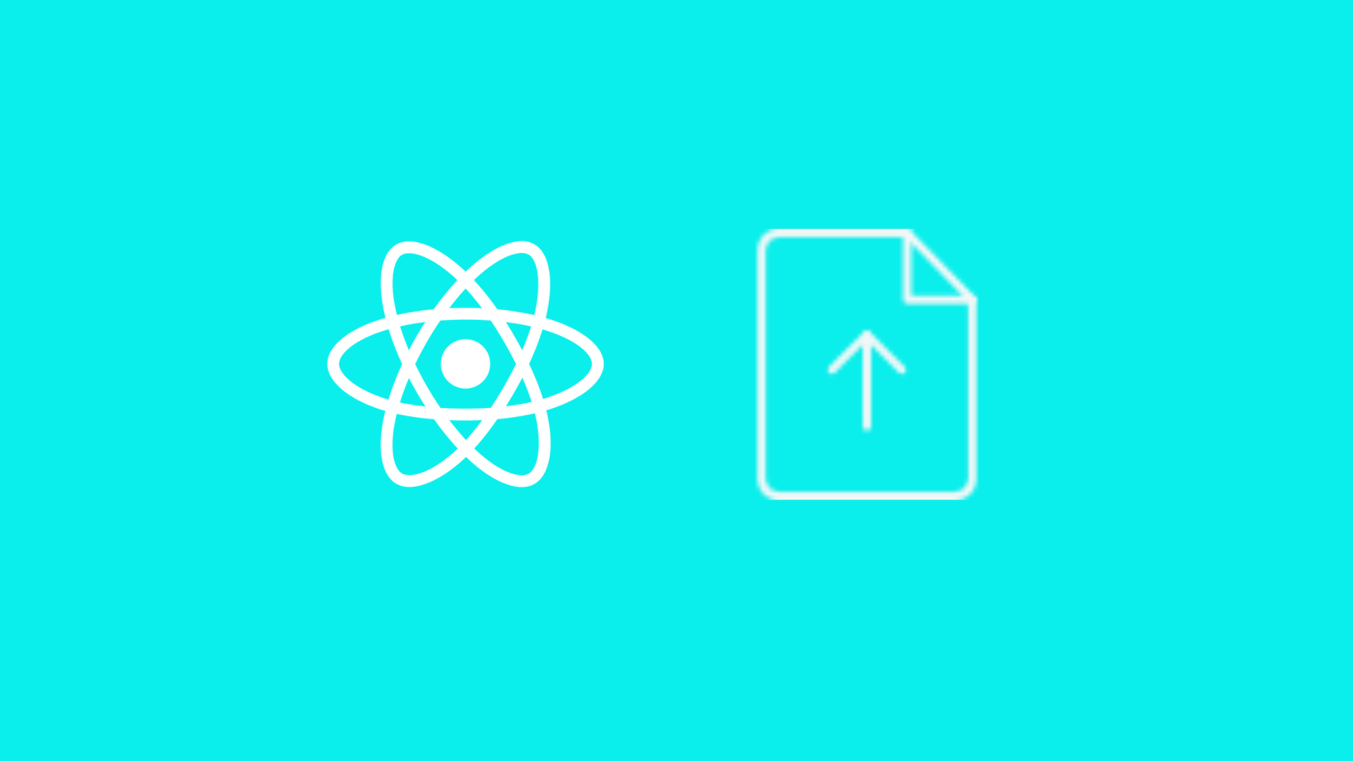 How to set up file upload with React and Node - Krissanawat