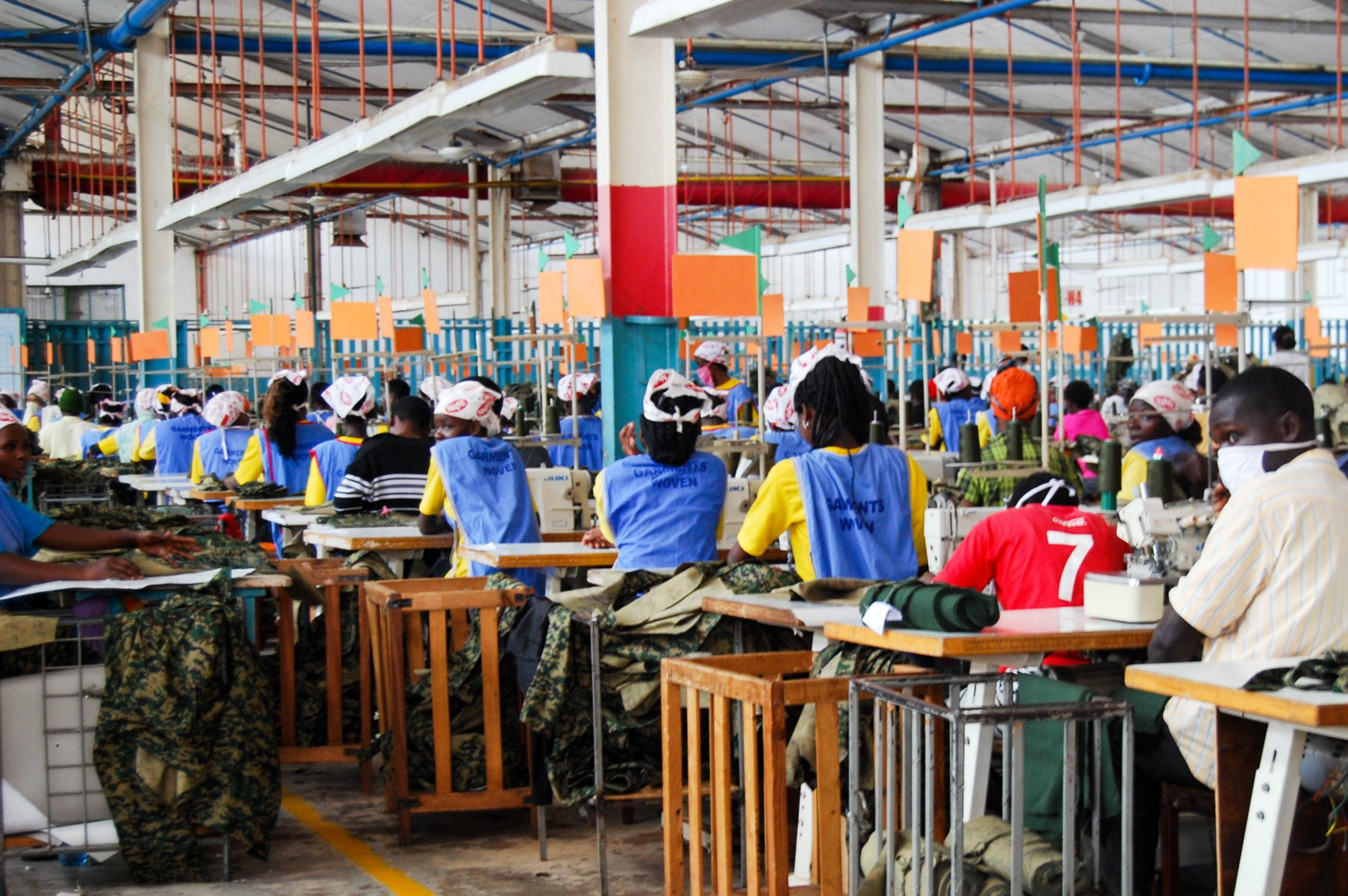 "Can ""Made in Africa"" Mend A Textile Industry Dominated By Throwaways?"