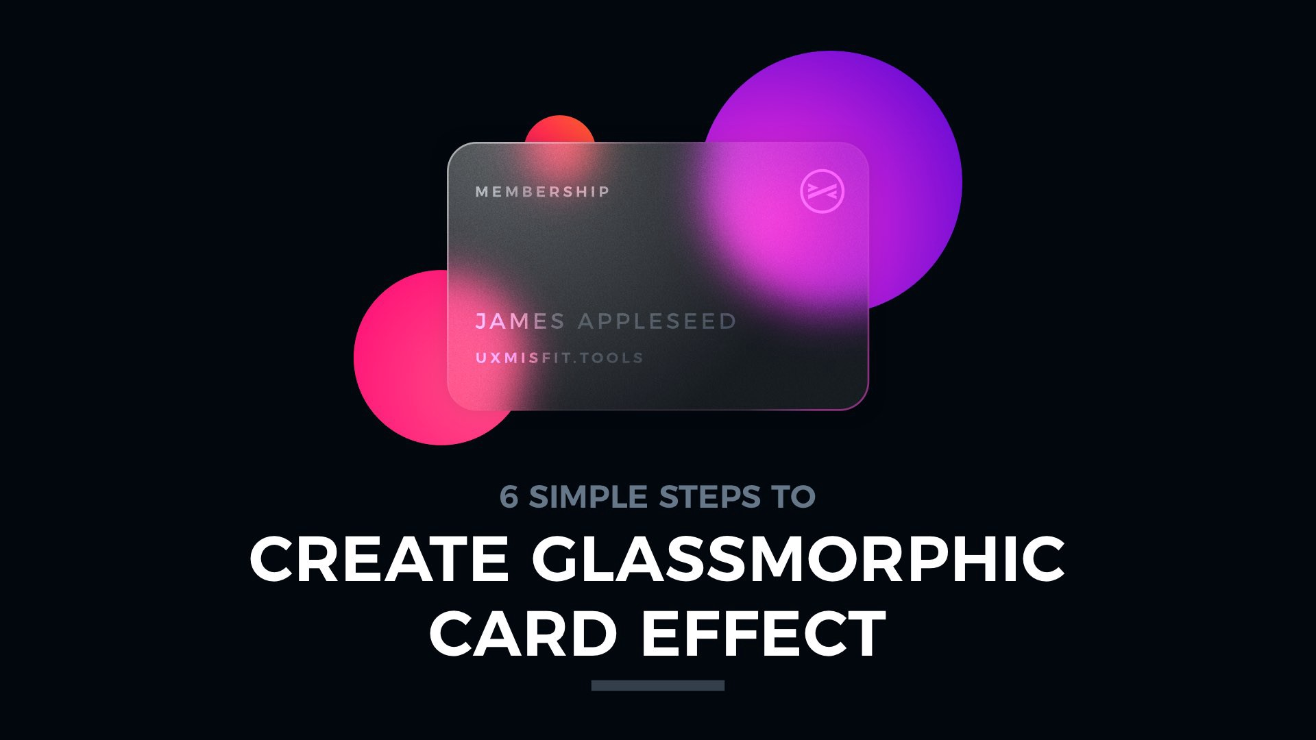 Glass Card featured result