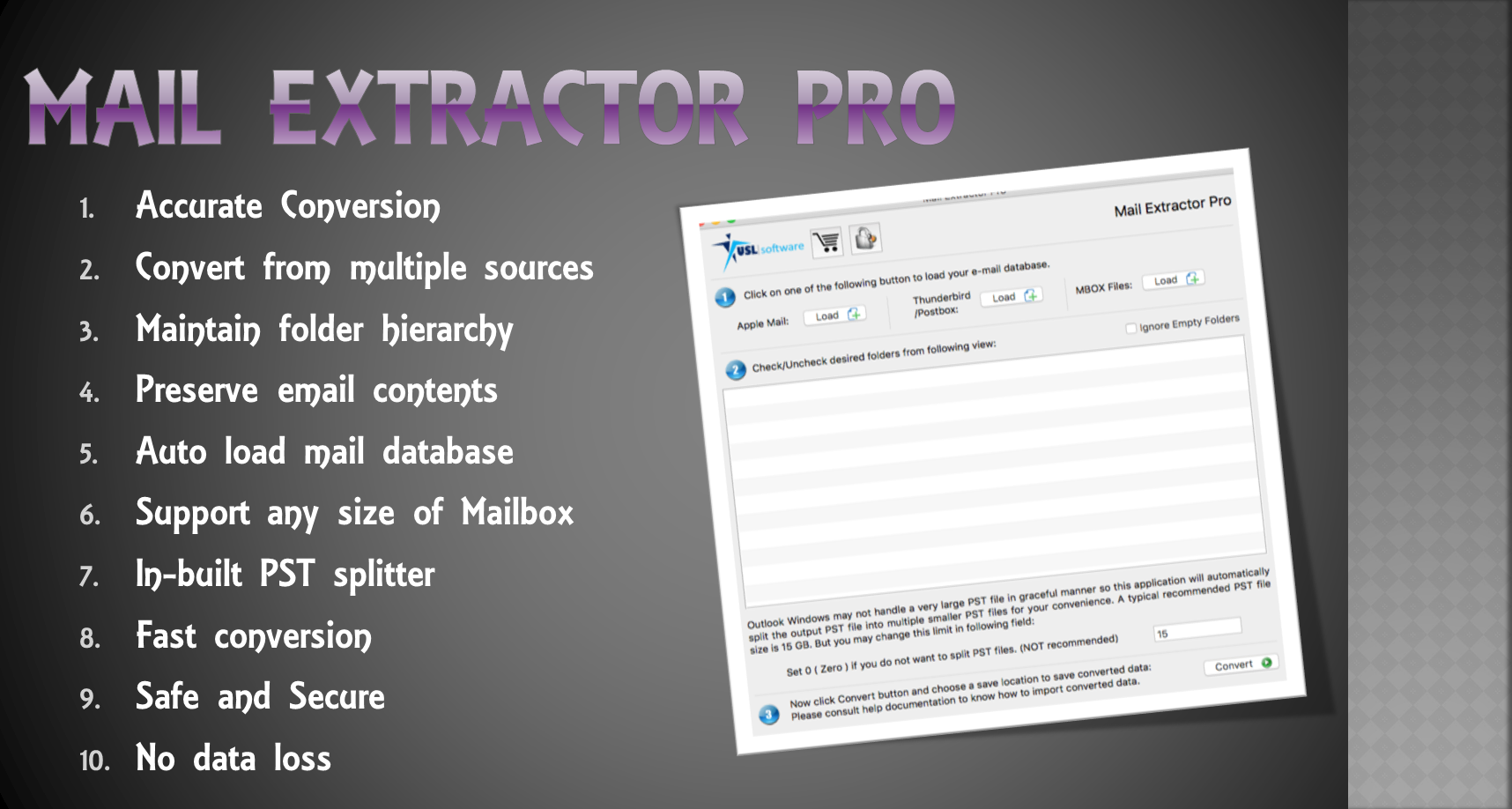 FAQs for MBOX to OLM converter online and Mail Extractor Pro!