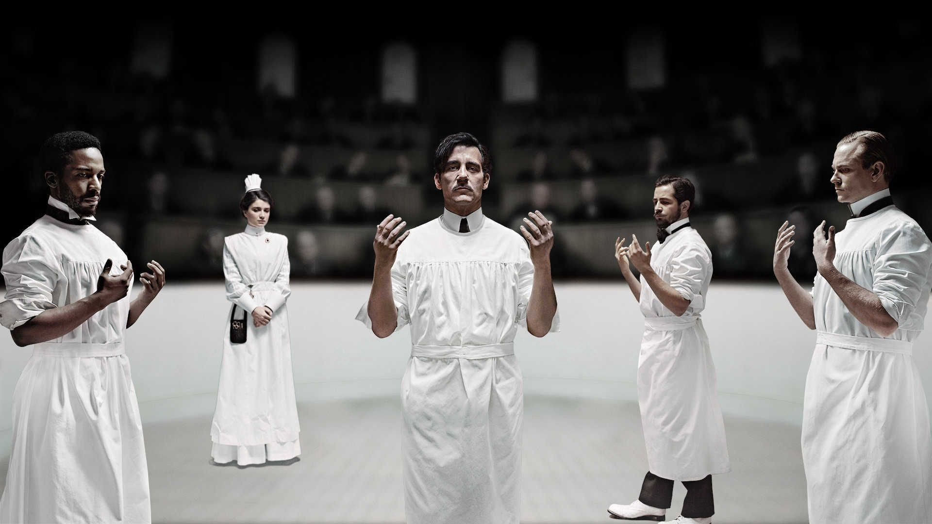 "Cinemax ""The Knick"", ""Contagion"", Steven Soderbergh, COVID-19"
