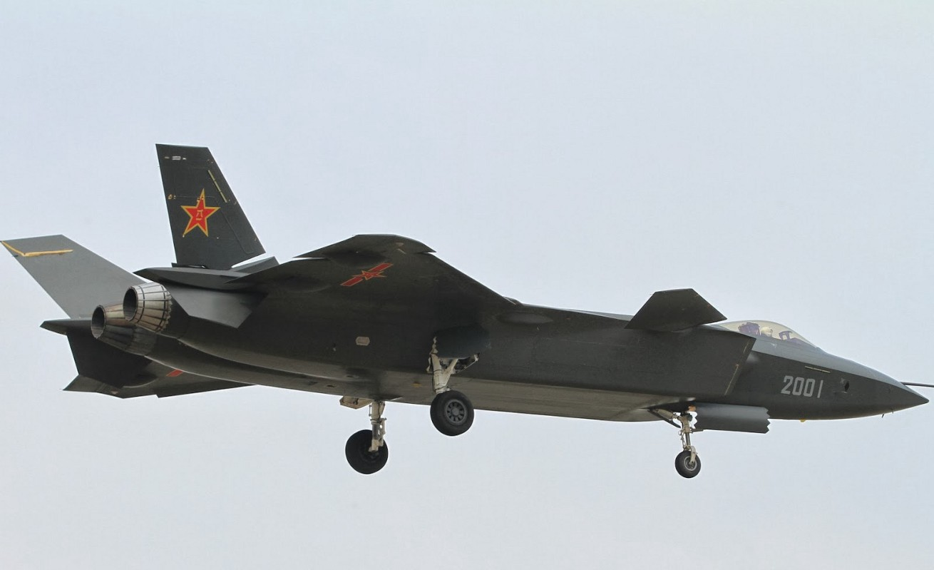 Chinas Building Stealth Fighters Faster and Faster War Is Boring Medium