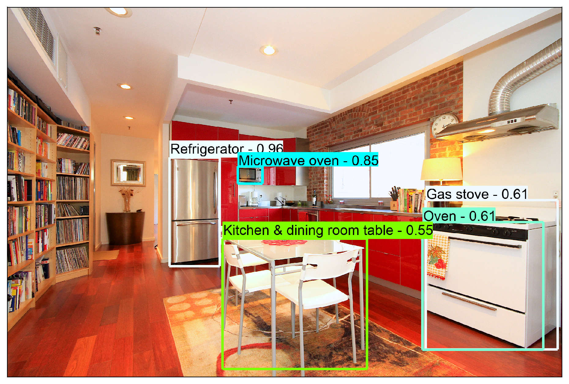 Amenity Detection and Beyond — New Frontiers of Computer Vision at
