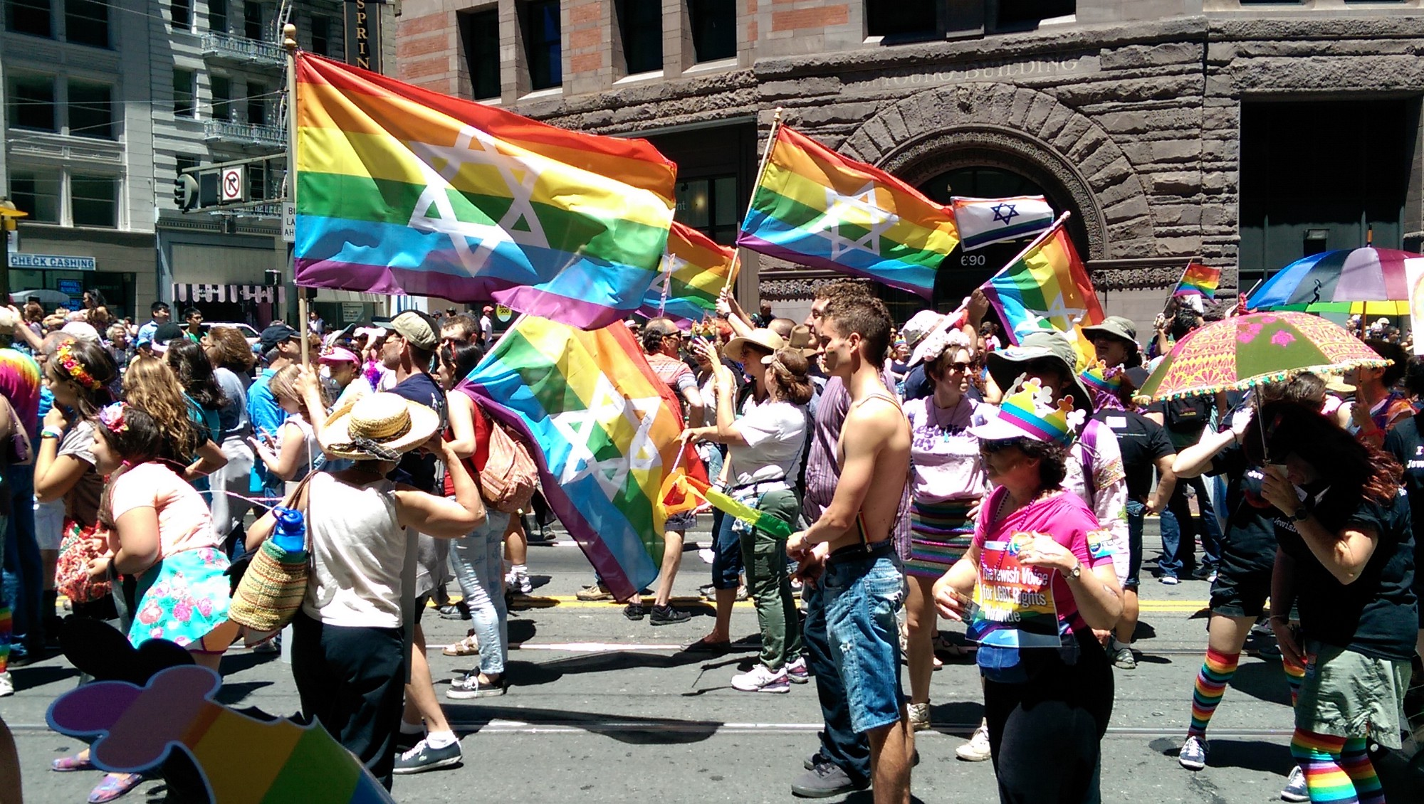 25 facts about San Francisco Pride Parade