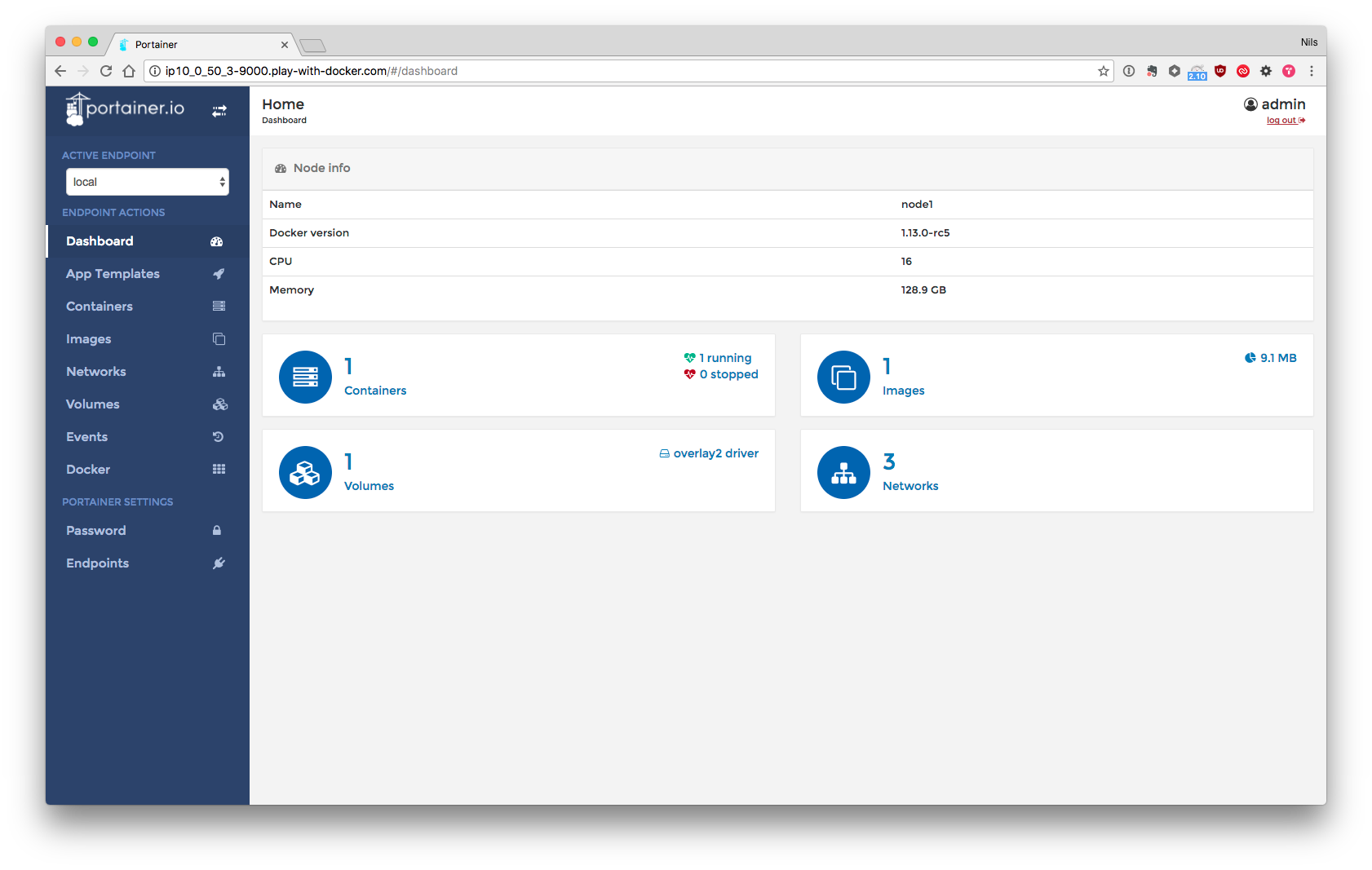 Putting a UI around Docker with Portainer - Containerizers
