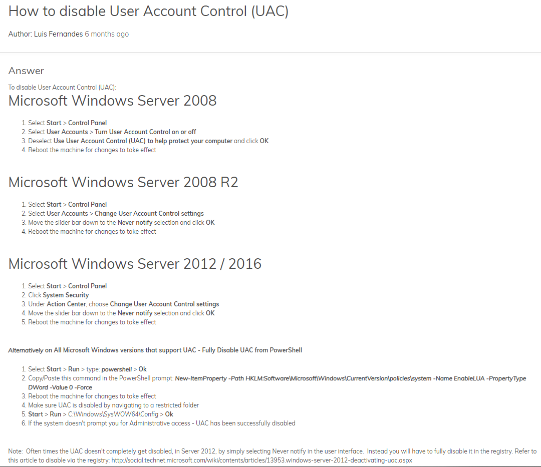 Bypassing Windows User Account Control: Back For More