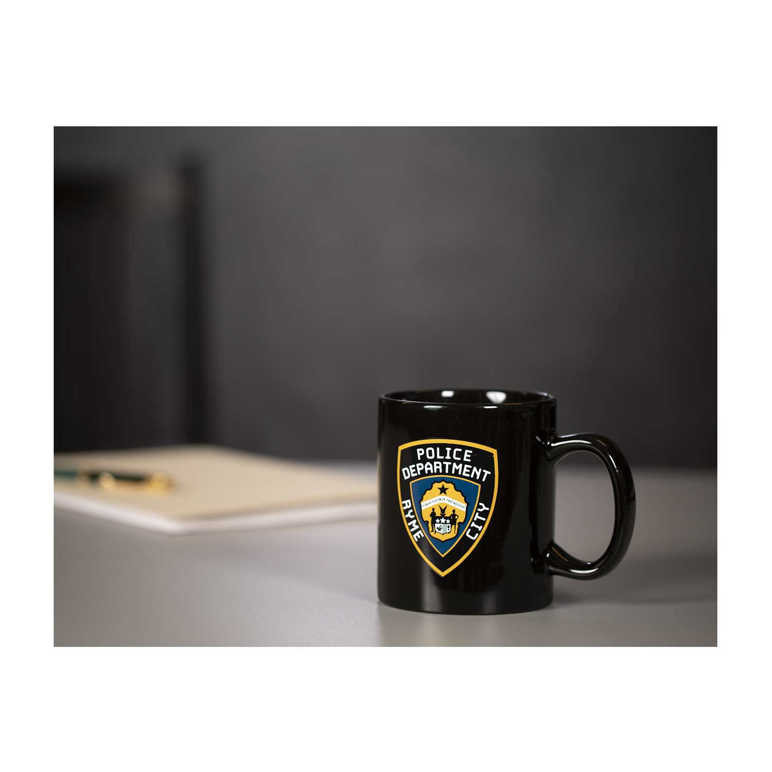 This Coffee Mug Is Police Chief Certified By Cat Dossett Medium